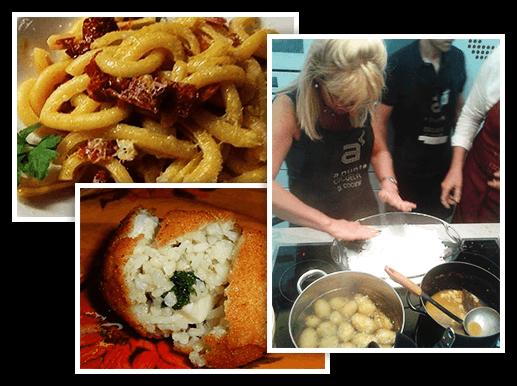 Curso de cocina Siciliana